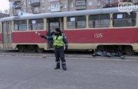 У Дніпропетровську жінка потрапила під трамвай