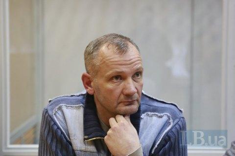 Избрание меры пресечения для Бубенчика отложили на 17 мая