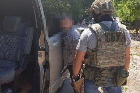 СБУ припинила діяльність агентурної мережі генштабу РФ у Миколаєві