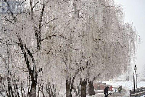Синоптики обещают до -25 градусов в конце месяца