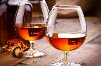 Україна припинила експорт коньяку і шампанського, - ТПП