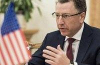 Украина имеет право открывать огонь для защиты своей территории, - Волкер