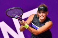 """Завацька """"знищила"""" росіянку і вперше в кар'єрі вийшла у півфінал турніру WTA"""