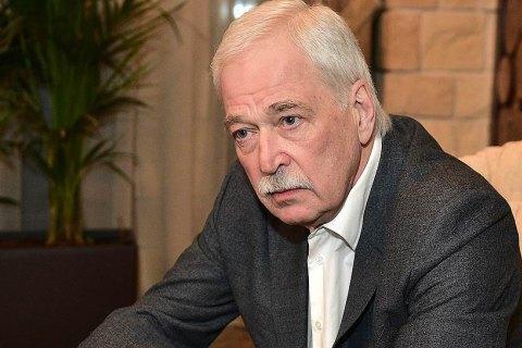 """Грызлов обвинил Украину в срыве """"перемирия"""" на Донбассе"""