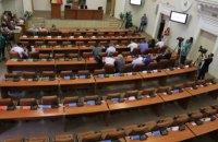 В Запорожье депутаты сорвали сессию, на которой планировали выделить 1 млн грн на квартиру для призера Олимпиады - горсовет