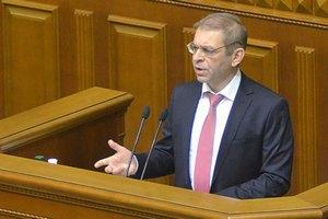Пашинский призывает обратить внимание на проблему с оборонным заказом