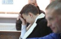 Арешт Савченко: український ремейк