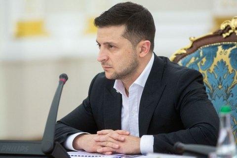 Офис президента официально анонсировал поездку Зеленского в Израиль