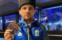"""Це медаль усього кримськотатарського народу, всієї України, - Ленур Теміров про свою """"бронзу"""" на ЧС з боротьби"""