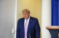 В Конгрес США внесли резолюцію про імпічмент Трампа