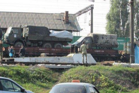 Солдат-строковик загинув через удар струмом на залізниці в Вінницькій області