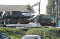 Солдат погиб из-за удара током на железной дороге в Винницкой области