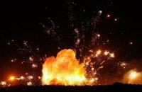 Взрывы на складах боеприпасов в Калиновке прекратились, - Гройсман
