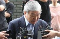 У Південній Кореї видали ордер на арешт голови Korean Air