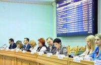 Комитет Рады рекомендовал досрочно прекратить работу всех членов ЦИКа