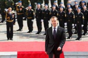 Медведєв: я радий, що сьогодні президентом стане Путін