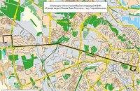 В Киеве запускают четыре ночных маршрута общественного транспорта