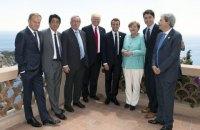 Країни G7 ухвалили декларацію із погрозою ввести нові санкції проти РФ