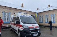 Учора в Україні виявили понад 6,5 тис. випадків ковіду, госпіталізували майже 1,3 тис. осіб