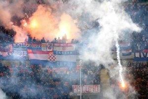 УЄФА покарав Хорватію матчем без глядачів