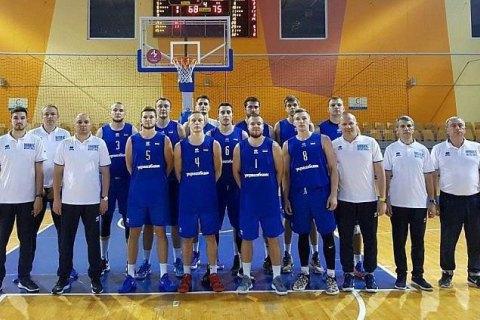 Збірна України з баскетболу стала срібними призерами Універсіади