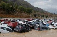 Шестеро людей загинули через сильні дощі в Іспанії