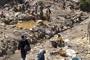 Конго: внаслідок обвалу кар'єра загинули понад 60 осіб