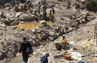 ДР Конго: при обрушении карьера погибли более 60 человек