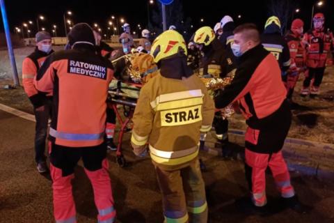 Двое пострадавших в ДТП в Польше украинцев остаются в тяжелом состоянии