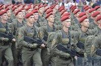 Военные стран НАТО примут участие в параде войск на День независимости