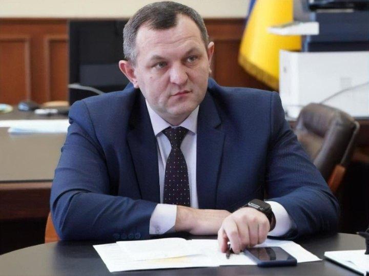 Голова Київської ОДА Василь Володін