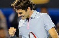 Федерер выгрыз 900-ю победу в карьере