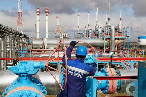 """""""Газпром"""" нарахував Україні $256 млн за поставлений на Донбас газ"""