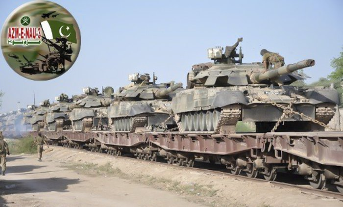 Т-80УД армії Пакистану