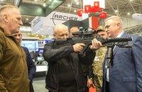 """Турчинов: украинская выставка """"Оружие и безопасность"""" должна стать главной в Восточной Европе"""