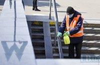Київський метрополітен у перший день роботи після карантину перевіз в 5 разів менше пасажирів, аніж зазвичай