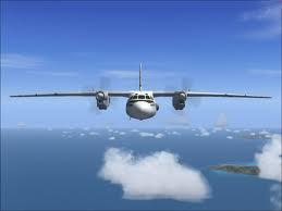У Росії знову впав військовий літак