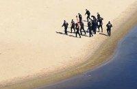 Десять поліцейських не дали киянину вплав потрапити на спортмайданчик у Гідропарку (оновлено)