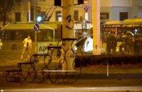 Associated Press опублікувало фото моменту загибелі протестувальника в Мінську, знімок спростовує версію силовиків