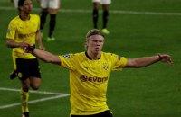 Холанд установил очередное историческое достижение в Лиге Чемпионов