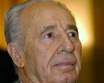 Днепропетровск посетит президент Израиля Шимон Перес