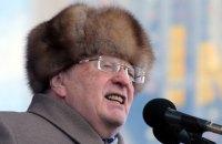 Суд Києва відмовився заарештувати акції Жириновського в банку ВТБ у справі про фінансування бойовиків