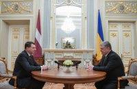 Латвия осуждает блокаду Азовского моря Россией