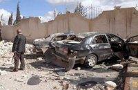 В лагере беженцев в Сирии взорвались два автомобиля, есть жертвы