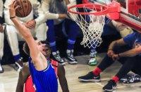 Словенец оформил рекордный трипл-дабл в истории НБА