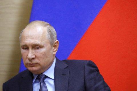 Путин приостановил выполнение Россией договора ДРСМД