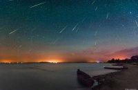 Сьогодні вночі українці зможуть спостерігати пік метеорного дощу