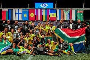 Російський Кубок Співдружності виграла збірна ПАР