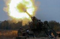 За сутки боевики около 40 раз обстреляли украинских военных - штаб