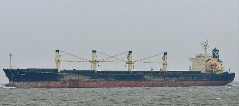 Фото захопленого судна
